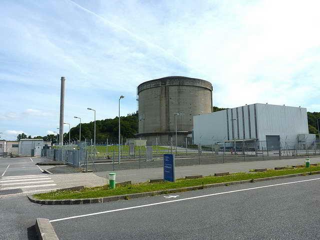 Ядерный реактор во Франции