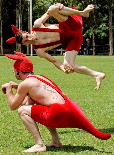 Australian Circus Oz