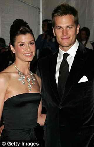 Том Брэди с бывшей подругой Бриджит Мойнахан
