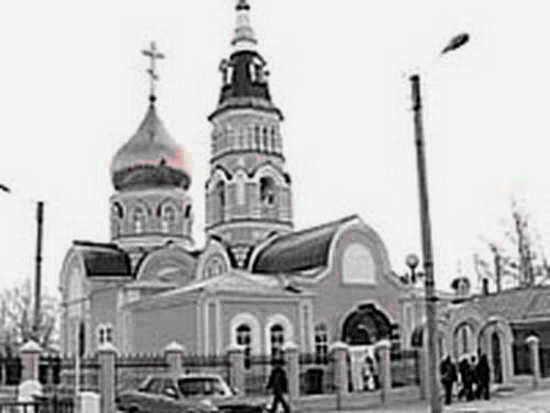 Агой, Свято-Никольский храм