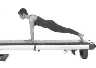 Фитнес планка