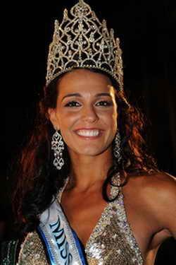 Мисс Мира-2009 Кайэн Алдорино