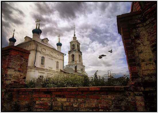 Церковь в г. Переславль, Россия