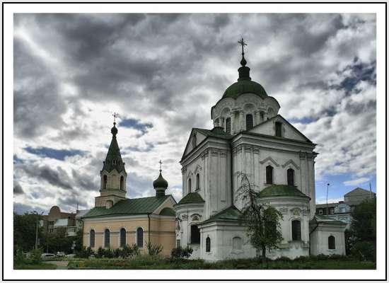 Церкви Украины