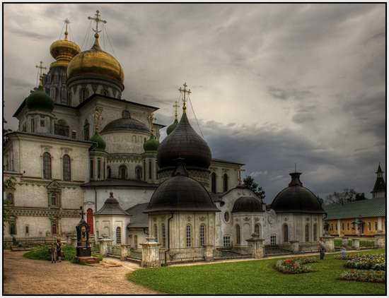 Новый Иерусалим, монастырь близ Москвы, Россия