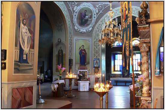 Церковь Николая г. Харьков, Украина