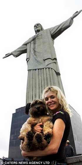 Финал кругосветного путешествия в Рио-де-Жанейро в Бразилии