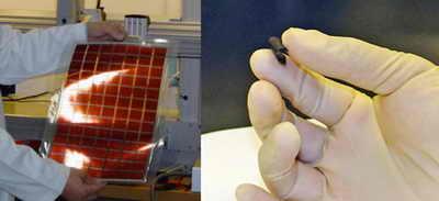 Научное достижения: бумажная батарейка