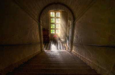 Дом призрака погибшего Ги де Торно
