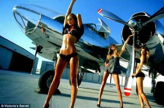 Модели Victoria's Secret