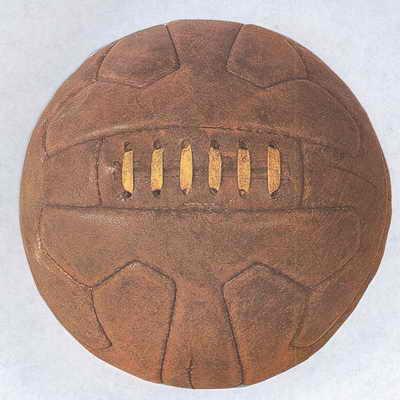 Federale 102, официальный мяч матча Чемпионата мира по футболу 1934 года, проходившего в Италии