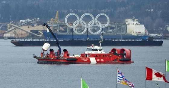 Зимняя Олимпиада 2010 в Ванкувере