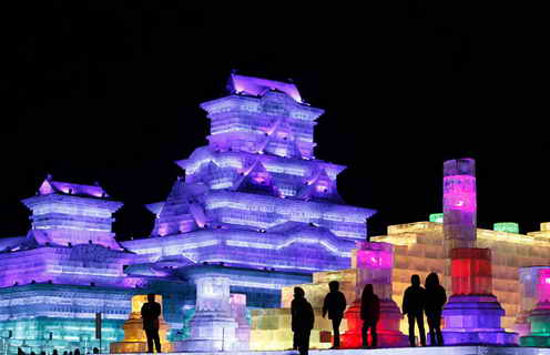 26 международный фестиваль льда и снега