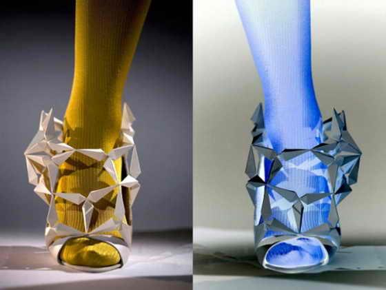 Обувь от Andreia Chaves