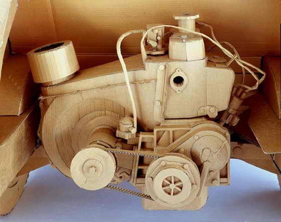 Детали двигателя Fiat 500