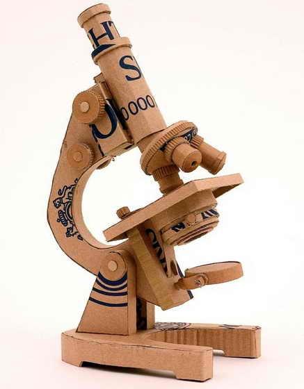 Микроскоп идеален для ученых