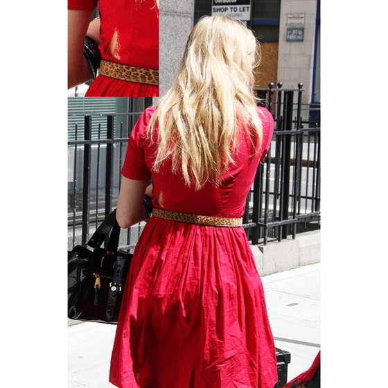 порваное платье