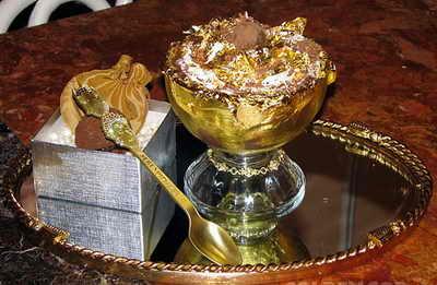 Самый дорогой десерт в мире - Frozen Haute Chokolade