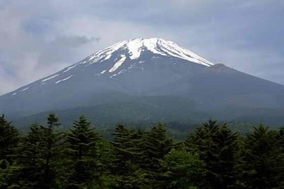 Гора Фуджи