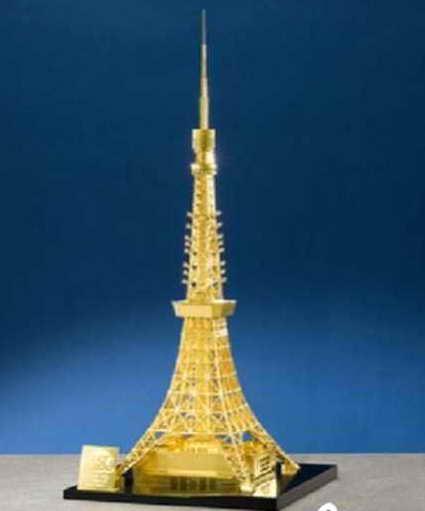 Токийская башня от Ginza Tanaka
