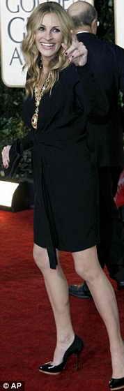 Успешная Оскароносная актриса Джулия Робертс тоже стала блондинкой