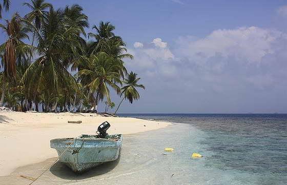 пляж Панамы