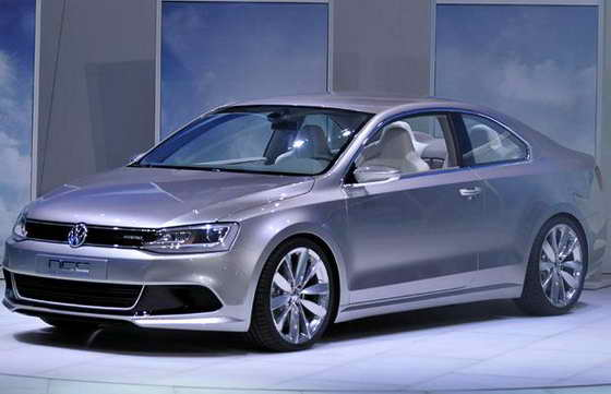 Концепт-гибрид Volkswagen NCC