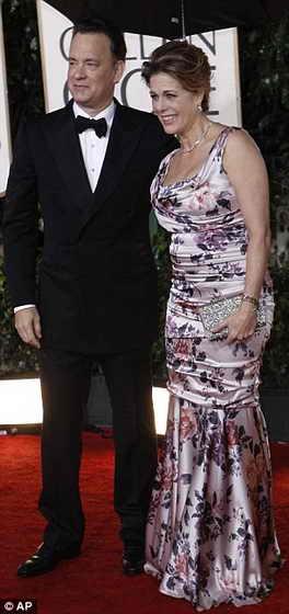 Том Хэнкс и его жена Рита Уилсон - одна из самых преданных семейных пар Голливуда