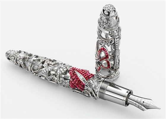 Самая дорогая ручка в мире