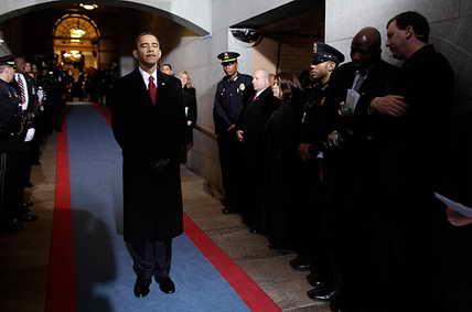 День инаугурации президента США