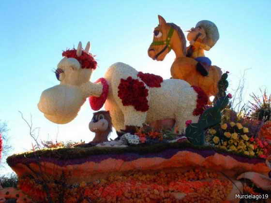Фестиваль цветов Bloemencorso