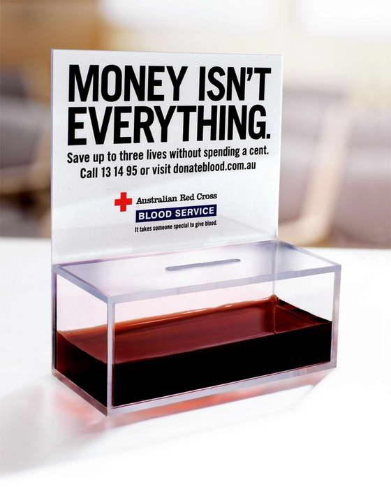 Реклама донорства