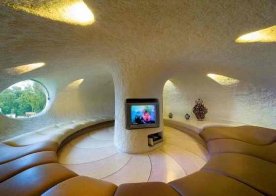 Сказочный дом Dorab Villa