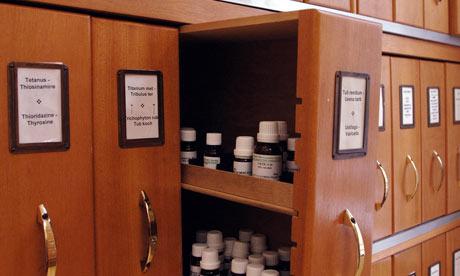 Гомеопатия неэффективна - британский парламент