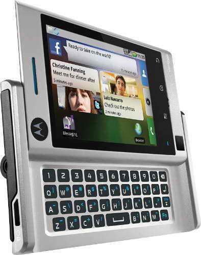 коммуникатор Motorola DEVOUR