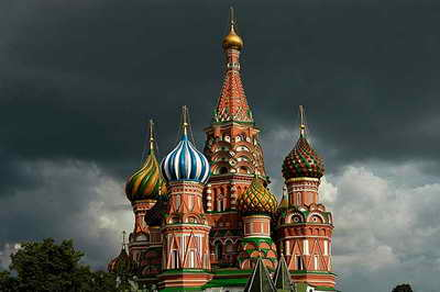 Покровский собор и памятник Минину и Пожарскому