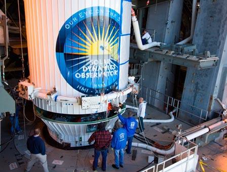 Подготовка Атласа с Обсерваторией