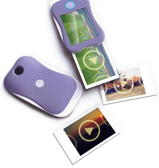 Камера Movie Polaroid Camera