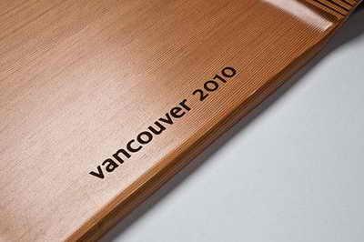Атрибуты Зимних Олимпийских игр в Ванкувере 2010