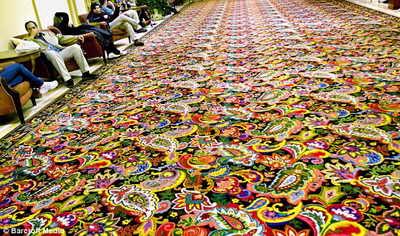 ковры в Лас-Вегасе