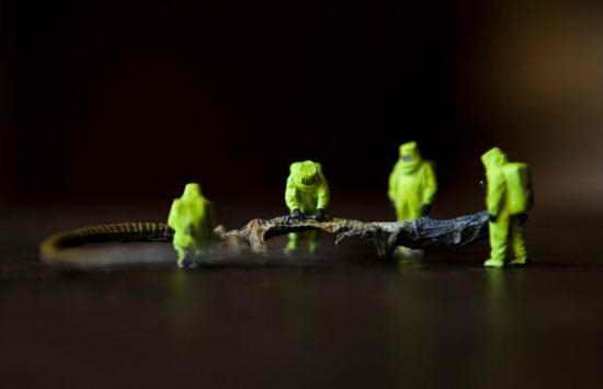 Пластиковая жизнь от Vincent Bousserez