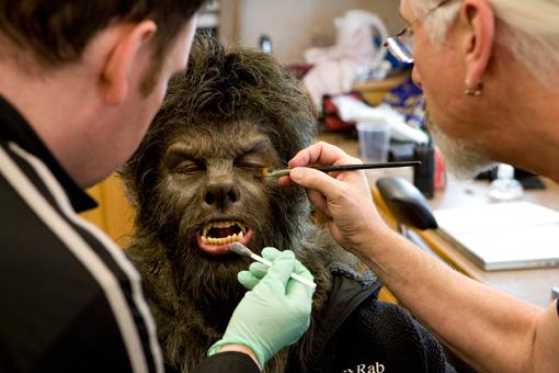 Девятая операция - зубы должны быть волчьи