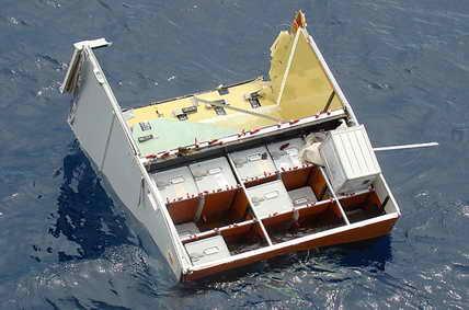 Авиакатастрофа над Атлантикой французского авиалайнера