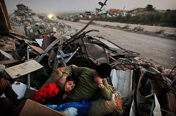 Западный Ливан. Палестина. Сектор Газа