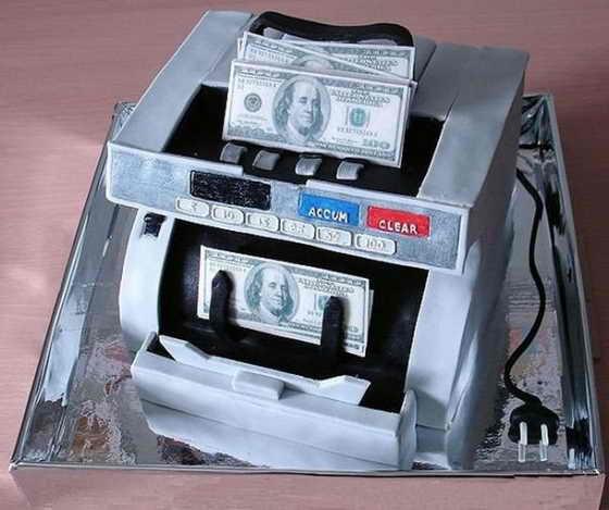 Торт для банкира