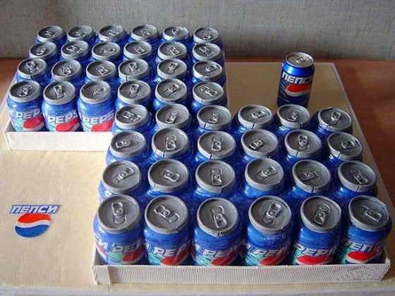 У Pepsi юбилей!