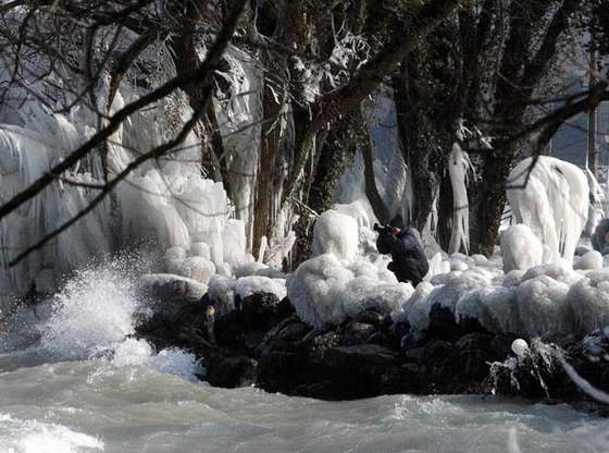 Ледяной берег
