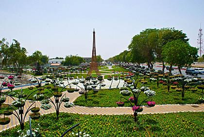 сквер Аль-Айн Парадиз