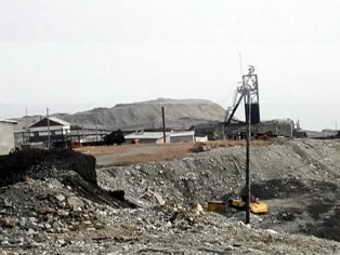 шахта Северная Воркута