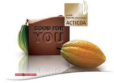 Производитель шоколада Barry Callebaut разработал новую уникальную шоколадку Acticoa